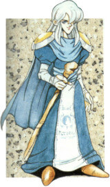 Anri, Mage of the Shining Force