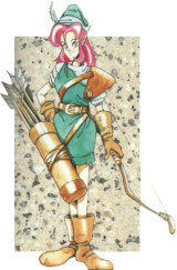 Diane, Archer of the Shining Force