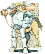 Lyle, Assault Knight of the Shining Force