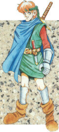 Max, Hero of the Shining Force